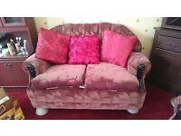 FREE 2 matching 2 seater sofas