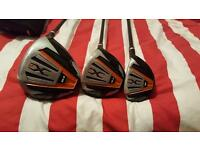 Wilson X31 golf club set