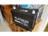 Brand New Platinum Prestige Battery 12V 570 amps