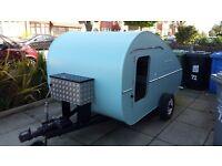 teardrop caravan / trailer