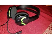 GAMEware Xbox One Stereo headset for XBOX ONE