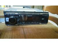 Kenwood DAB car radio