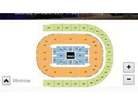 X 2 RINGSIDE Tony Belle Vs David Haye O2 Arena