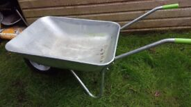 Wheelbarrow with or without Wheel