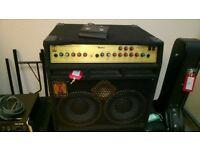 EDEN Metro Bass Combo DC 2 X 10 XLT USA made