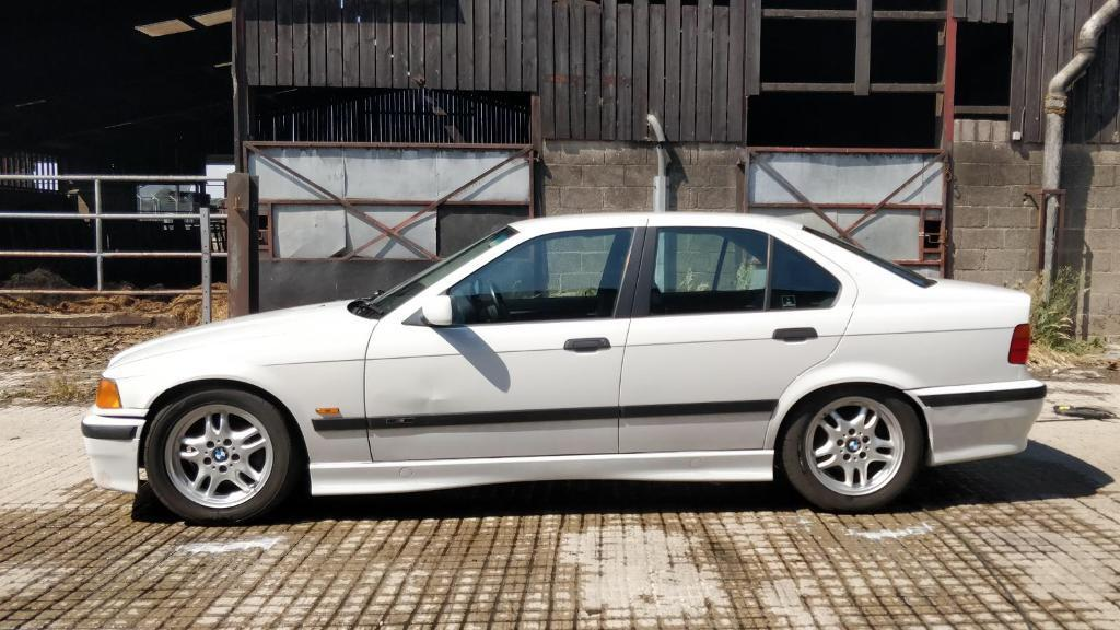 1996 Bmw E36 323i Manual Drift  Project