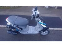 PIAGGIO ZIP 50cc 59 PLATE - MINT CONDITION EXCELLENT RUNNER