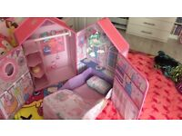 Baby Annabel bedroom