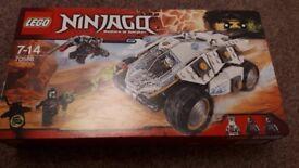 Lego Ninjago 70588 unopened brand new!