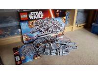 Lego Disney Millenium Falcon - 75105