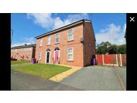 3 bedroom semi detached Clocktower Drive Walton L9 1AG £675 pcm