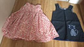 2-3 handmade dresses