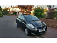 TOYOTA YARIS 5 DOOR FULL SERVICE HISTORY LADY OWNER