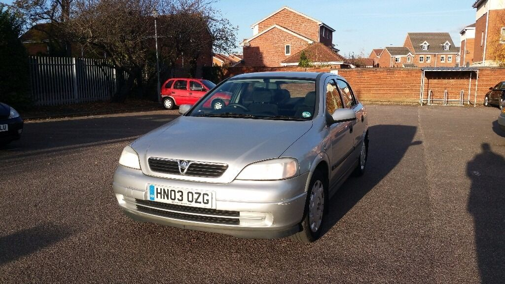 VAUXHALL ASTRA 1.6 CLUB.MANUAL.MOT!!!