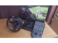 Logitech G Saitek Farm Sim Controller (For PC)
