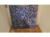 Large contemporary abstract original painting