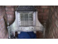 Vintage 60s belling electric fire