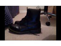 Doc Marten boots size 11