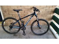 Adults gt avalanche mountain bike