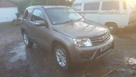 Suzuki Grand Vitara 2013. 26,000 miles, Full Service History. Excellent Condition.