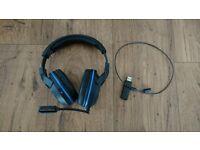 7.1 Surround Sound Wireless Headset (PS3/PS4)