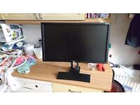 BenQ XL2420T - 24inch, 120Hz Gaming monitor - MINT CONDITION