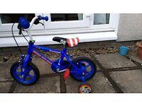 "Townsend Space Explorer Kids 12"" Mag Bike"