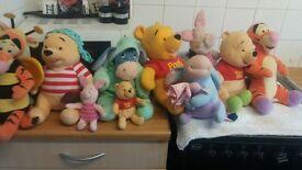 winnie pooh bedroom items