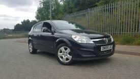 Vauxhall Astra 1.4 breeze 5dr cheap not Corsa fabia golf ford Toyota honda seat