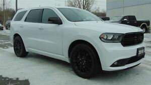 2016 Dodge Durango R/T - BLACKTOP - RED LEATHER - 14,000 KMS
