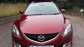 Mazda 2.0 petrol 6 ts2 AUTOMATIC ESTATE model 2009