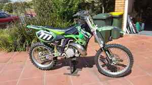 KX250 1999  Model Wynyard Waratah Area Preview