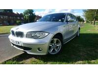BMW E87 1 SERIES 116i SPORT WITH 69,000 MILES