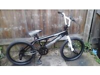 BOYS BIKE / BOYS 20 INCH WHEEL BMX BIKE