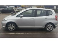 Honda jazz 2008 Automatic, petrol 1.4, only 39000 miles ,one previous owner,new MOT