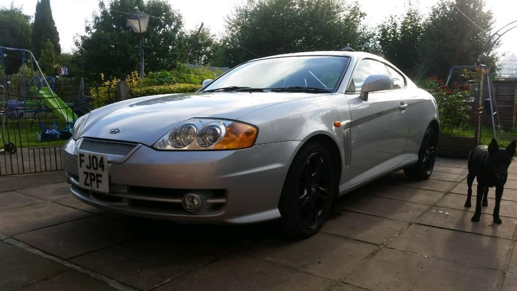 Hyundai coupe 2.7 v6 2004