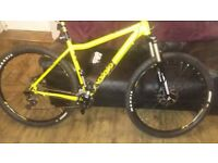 Voodoo Bizango Bike - Excellent Condition