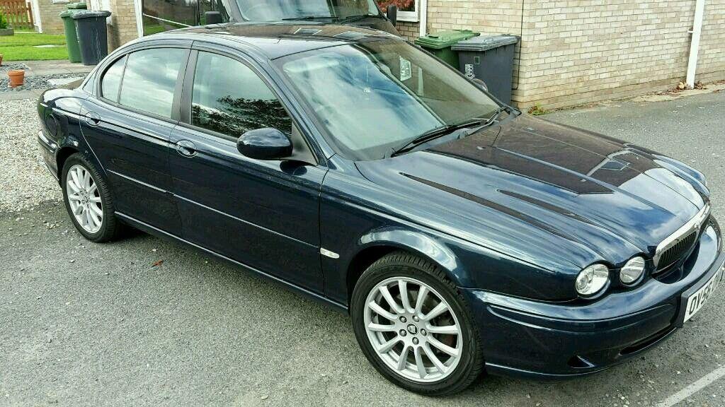 2006 Jaguar x type 2.0d s