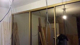 Fitted Wardrobe Sliding Doors & Rails