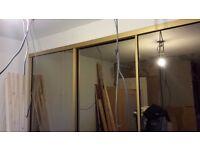 Fitted Wardrobe Sliding Doors & Rails