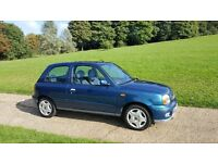 NISSAN MICRA 3dr AUTOMATIC, VERY LOW MILEAGE,VERY GOOD DRIVE,4 GOOD TYRE,LOW INSURANCE AND TAX