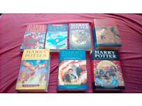 All Original Harry Potter books
