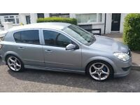 Vauxhall Astra H 1.6 twinport 2008 Silver FULL M.O.T FOR SALE!