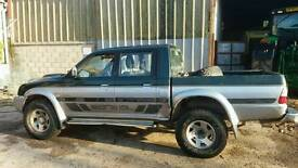 Mitsubishi L200 parts for sale
