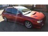 Subaru impreza WRX estate 2.0 turbo manual