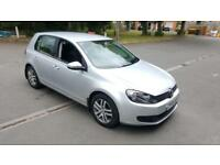 Vw golf 1.6 tdi se £30 road tax