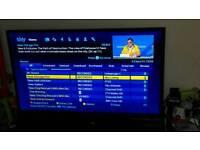 "Panasonic 40"" Led TV Full HD"