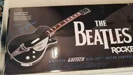 Xbox 360 the Beatles guitar set