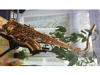 For sale Yamaha YTS62 Tenor Saxophone in superb used condition.