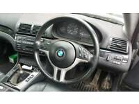 BMW e46 coupe 323ci Breaking